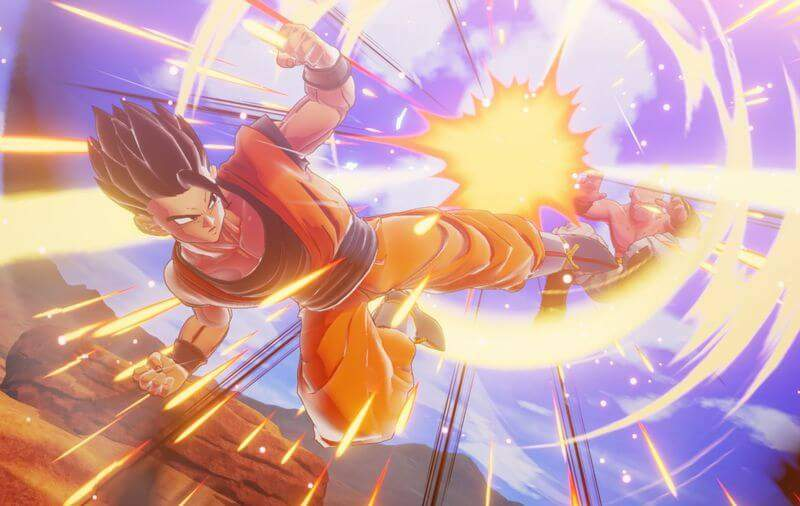 Dragon Ball Z: Kakarot Gameplay