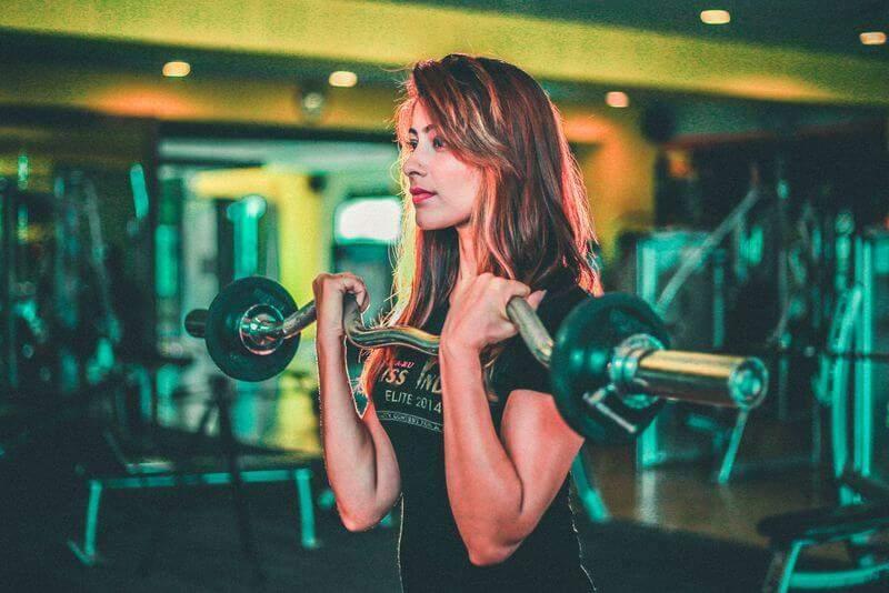 Sportlernahrung Fitness