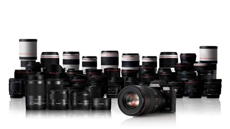 Canon Kamera EOS M50