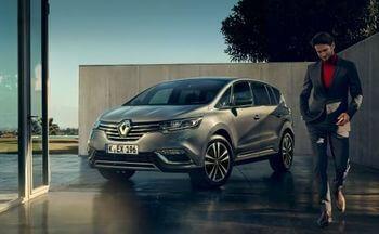 Auto Leasing Gewerbe Renault