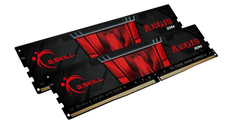 DDR4 RAM G.Skill Aegis DDR4 Dual Kit