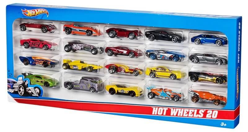 Hot Wheels Geschenkset
