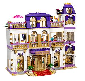 LEGO Friends 41101 Heartlake Grosses Hotel