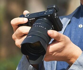 Systemkamera Sony Alpha 6300 E-Mount
