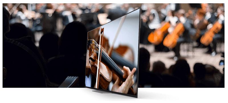 OLED Fernseher Sony KD-65AF8
