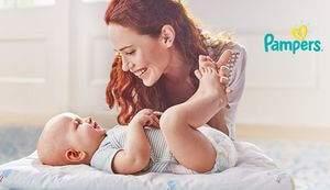 Baby-Erstausstattung Windeln Pampers