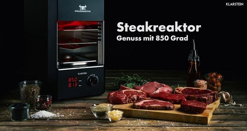Elektrogrill Klarstein Steakreaktor 2.0