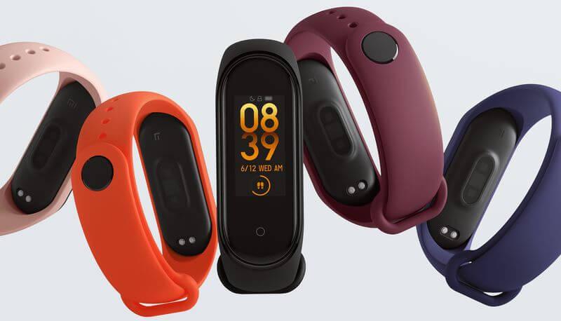 Xiaomi Mi Band 4 Armband