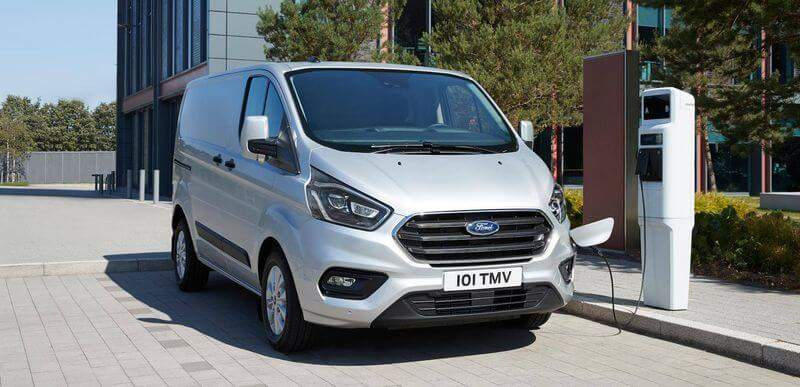 Auto Leasing Gewerbe Ford Transporter
