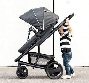 Baby-Erstausstattung Kinderwagen hauck
