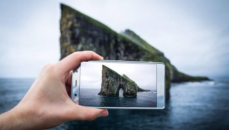 Sony Xperia Kamera