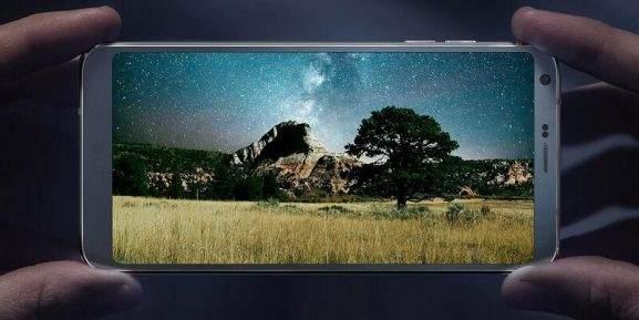 Smartphones LG G6