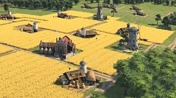 Anno 1800 Produktionskette Landwirtschaft