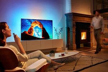 OLED Fernseher Philips 55OLED803
