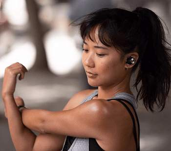 In-Ear Kopfhoerer Sennheiser Momentum True Wireless