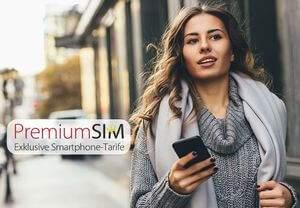 Handyvertraege monatlich kuendbar PremiumSIM