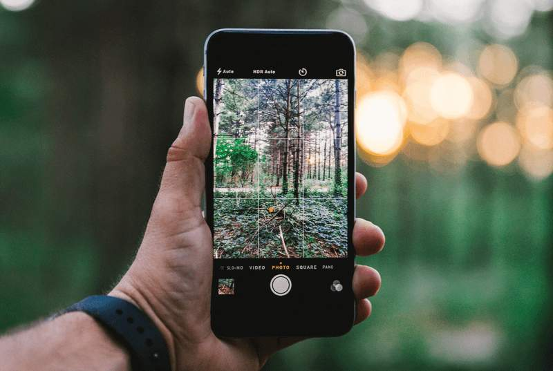 iPhone 6S Plus Kamera