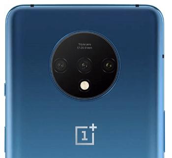 OnePlus 7T Triple-Kamera