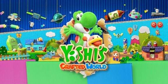 Nintendo Switch Spiele Yoshis Crafted World