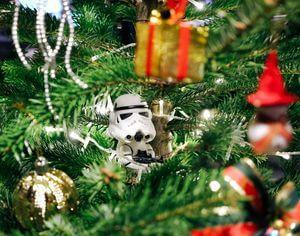 Weihnachtsbaeume Schmuck