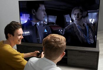 Sony Fernseher XF90 Gaming TV