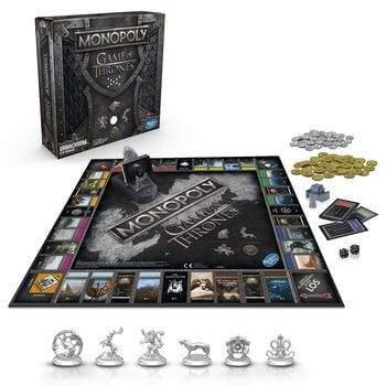 Gesellschaftsspiele Monopoly Game of Thrones