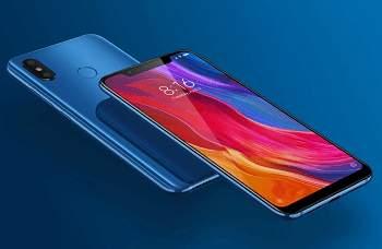 Xiaomi Smartphones Mi 8