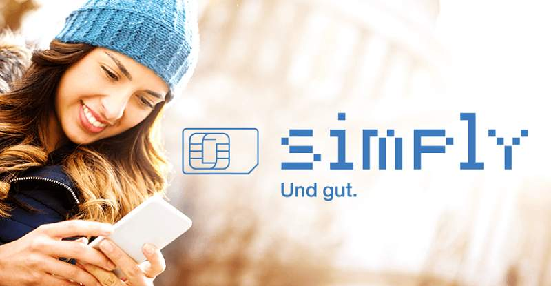 Handyvertraege monatlich kuendbar Datentarif simply LTE Internet