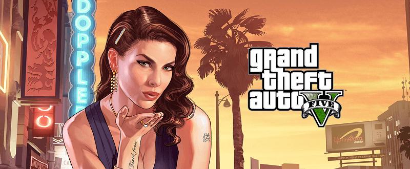 PlayStation 4 Spiele GTA V