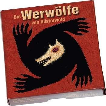 Gesellschaftsspiele Werwoelfe von Duesterwald