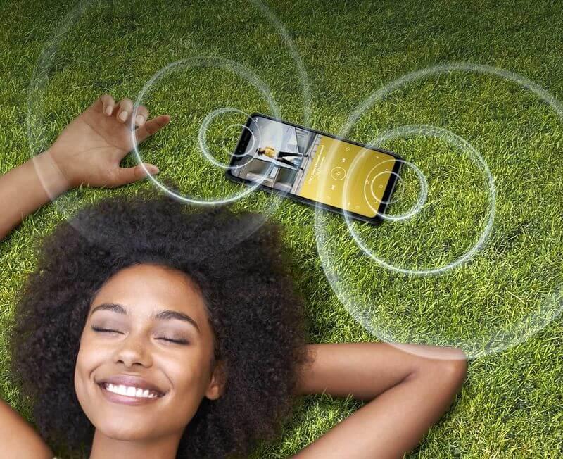 LG Smartphones LG G8S ThinQ DTS:X-3D Surround Sound