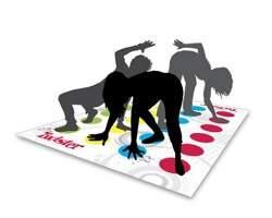 Gesellschaftsspiele Twister