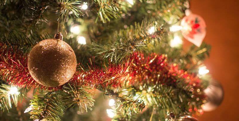 Weihnachtsbeleuchtung Weihnachtsbaum