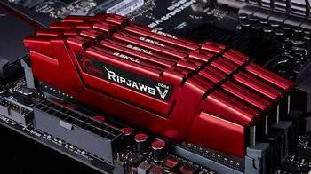DDR4 RAM G.Skill RipJaws V schwarz DDR4-3200 DIMM CL16 Dual Kit