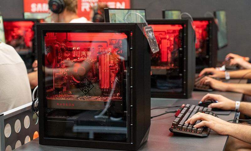 Grafikkarten Gaming PC AMD