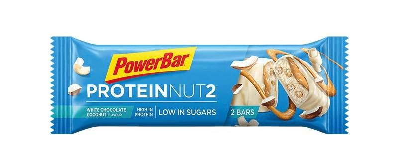 Sportlernahrung Proteinriegel Powerbar