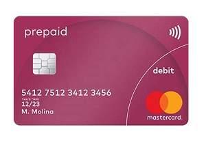 Kreditkarten Prepaid Mastercard