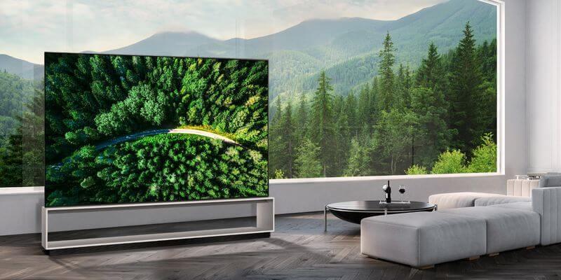 OLED Fernseher LG 8K