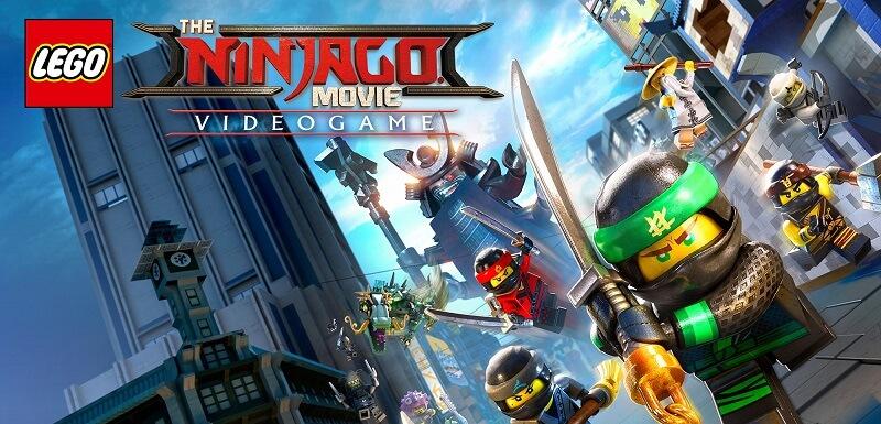 LEGO NINJAGO Movie Videogame Nintendo Switch
