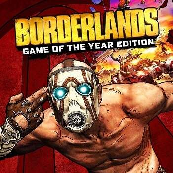 PlayStation 4 Spiele Borderlands Game of the Year Edition