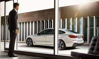Auto Leasing Gewerbe BMW