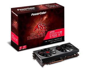 AMD Radeon RX 5700 XT von PowerColor