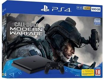 Call of Duty: Modern Warfare PS4 Bundle