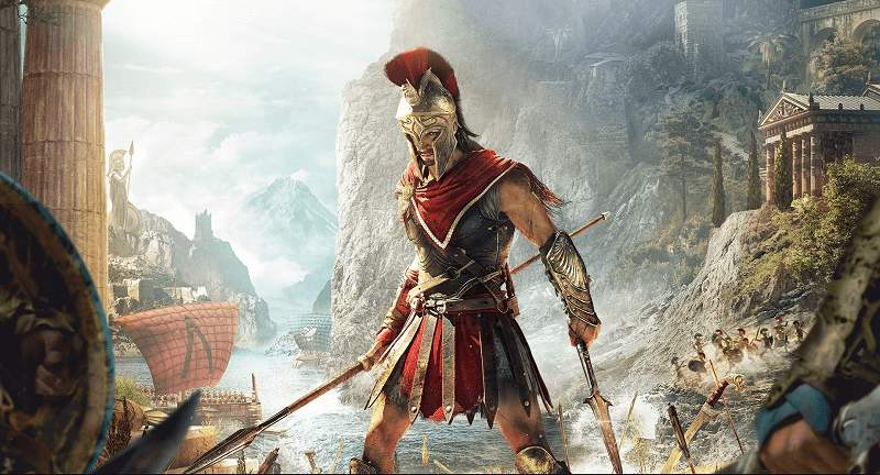 Xbox One Spiele Assassin's Creed Odyssey