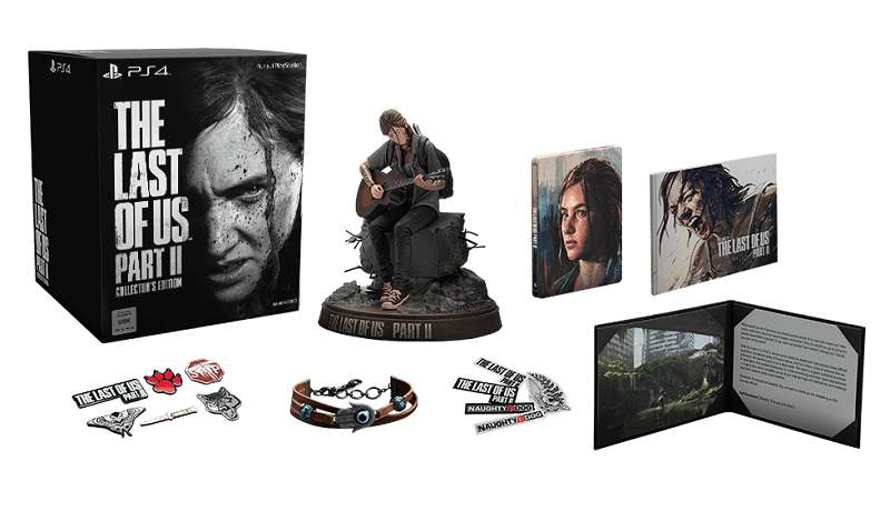 The Last of Us Part II Collectors Edition