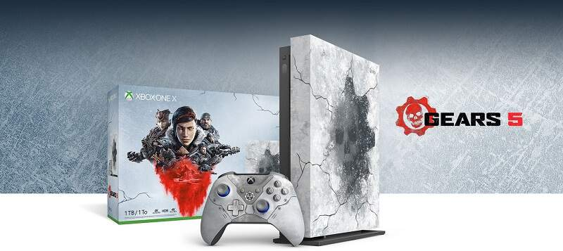 Gears 5 Limited Edition Xbox