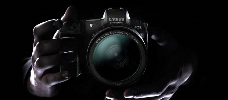 Canon Kamera EOS R