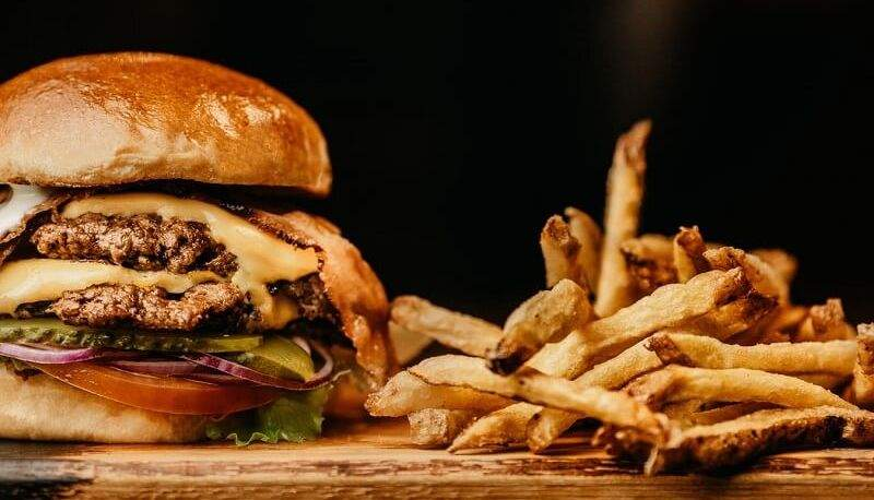 Lieferservice Burger