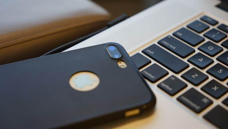 iPhone 7 Plus Huelle