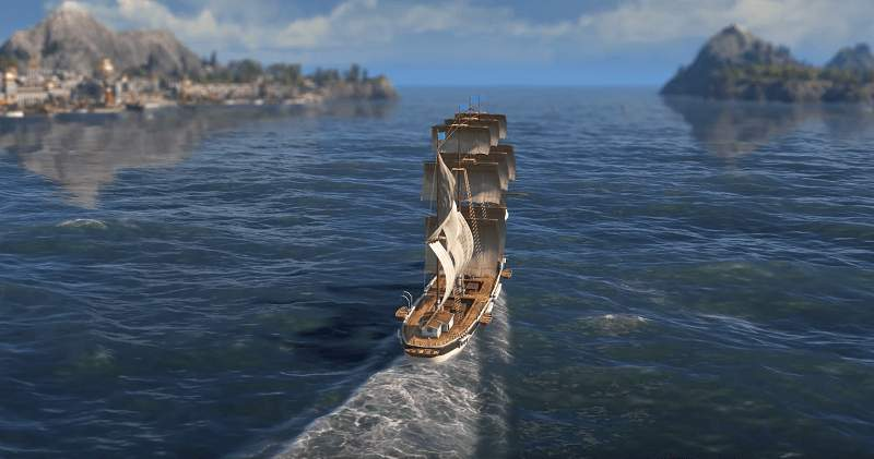 Anno 1800 Expedition